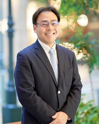 代表取締役 中島 秀雄